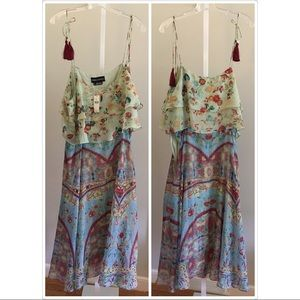 Anthropologie Dresses - Anthropologie Eros Kerchief Dress